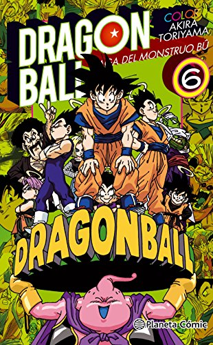 Dragon Ball. Color - Número 6