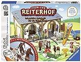 tiptoi® Tier-Set Reiterhof: Interaktive Spielwelt für die tiptoi® Pferde
