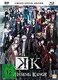 K - Missing Kings - The Movie - Limitiertes Mediabook auf 1.000 Stück (+ DVD) [Blu-ray]