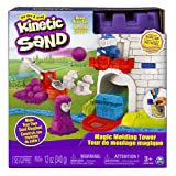 Spin Master 6035825 - Kinetic Sand - Magic Molding Tower