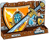 Unbekannt Fancy Dress – ACCESSORY KIT epã  e Shield Knight