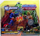 DC Universe Classics / MOTU Superman vs. He-Man
