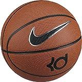 Nike KD Outdoor 8 Panel Basketball (7, amber/black)
