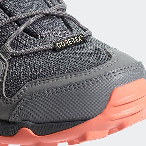 Chaussures De Marche Adidas Terrex Ax2r Gore-tex Pour Femme - Ss18 Gris