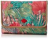 Oilily FF S Wallet OCB6133-107 Damen Geldbörsen 14x10x4 cm (B x H x T), Pink (Melon 107)