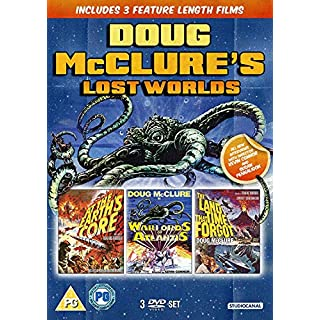 Doug Mcclure Lost Worlds [DVD]