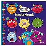 Das Monster-Maskenbuch (Meine kleinen Monster)
