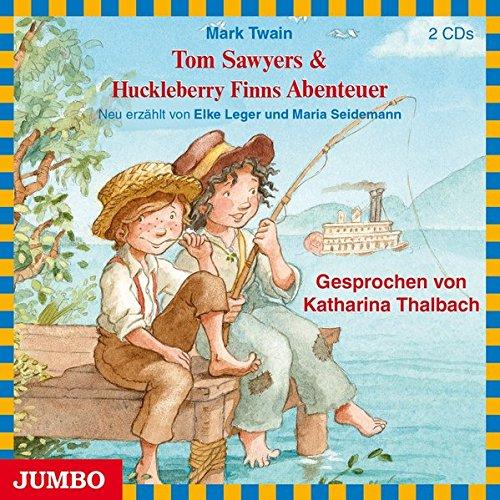 Tom Sawyers & Huckleberry Finns Abenteuer (Moderne Klassiker als HörAbenteuer)