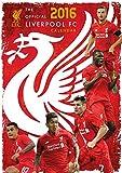 Official Liverpool 2016 A3 Calendar (Wall Calendar 2016)
