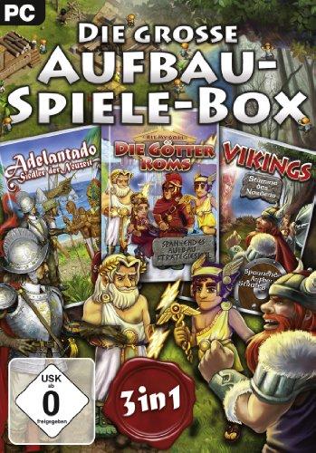 Die große Aufbau-Spiele-Box [Software Pyramide]