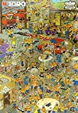 Jumbo 1000 Piece Jigsaw : WH Smith Exclusive Collection :