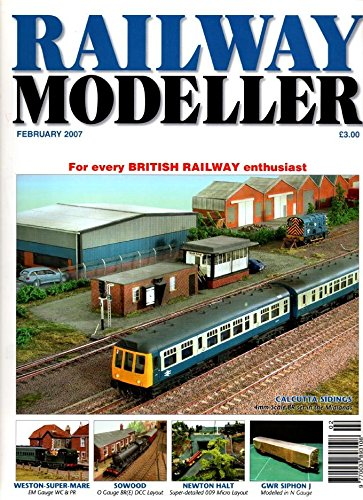 railway-modeller-magazine-february-2007-mbox-2357-calcutta-sidings-sowood