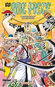 One Piece Edition originale Tome 93