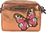 GEORGE GINA & LUCY, Damen Handtaschen, Clutches, Abendtaschen, Umhängetaschen, 18 x 13 x 6 cm (B x H x T), Farbe:Rost