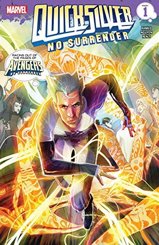 Quicksilver: No Surrender (2018) #1 (of 5) (English Edition)