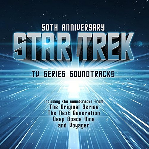 Star Trek - 50th Anniversary - TV Series Soundtracks