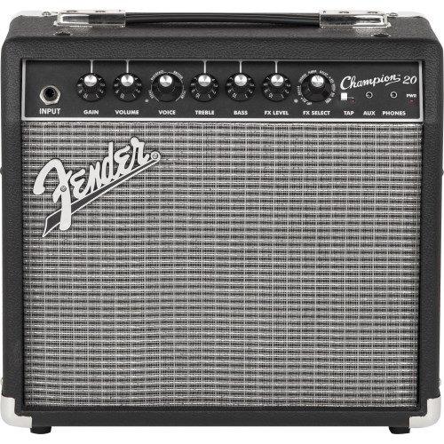 Fender Champion 20 · Electric guitar amplifier