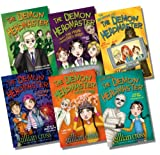 The Demon Headmaster Collection - 6 Books RRP œ39.94 (The Demon Headmaster; Demon Headmaster and the Prime Minister's Brain; The Revenge of The Demon Headmaster; The Demon Headmaster Strikes Again; The Demon Headmaster Takes Over; Facing the Demon Headmaster)