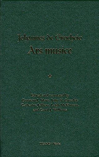 Ars Musice (Teams . Varia) por Johannes De Grocheio