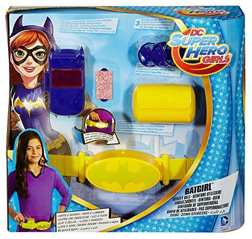 Mattel DTR16 DCSHG Batgirl Einsatzgürtel, Sounds (Kostüme Der Joker Girl)