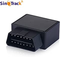OBD-2 Car GPS Tracker Truck Vehicle GPRS GSM Tracking System Device