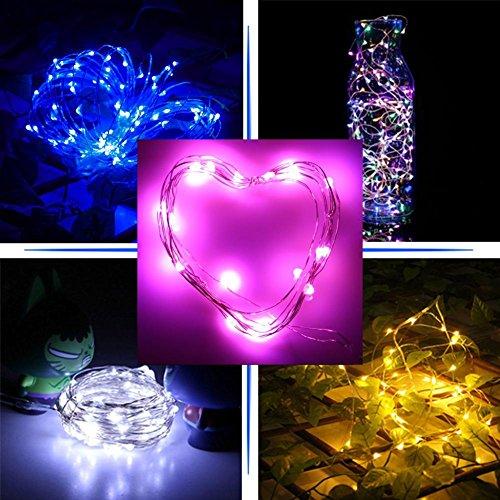 Zibuyu-20Led-22M-Battery-Operated-String-Fairy-Light-Xmas-Party-Wedding-Lights