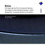 Delius : Orchestral Works