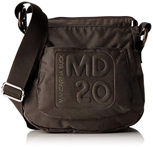 mandarina-duck-md20-sacs-bandouliere-femme-gris-pirite-pir-651-24x7x20-cm-b-x-h-x-t
