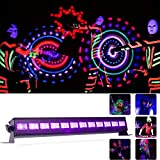 UV LED Strahler Schwarzlicht Lichteffekt partylicht