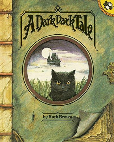 A Dark Dark Tale (Picture Puffins) por Ruth Brown