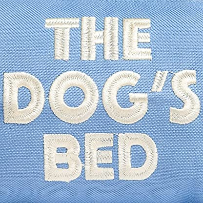 The Dog's Bed, Premium Water Resistant Dog Beds, 5 sizes, 7 Colours, Quality Durable Oxford Fabric & Designed for… 2