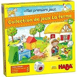 Haba Mes Premiers Jeux : Collection Jeux à la Ferme