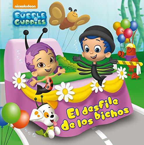 Bubble Guppies. Primeras lecturas 4 : el desfile de los bichos (Bubble Nonny Guppies)