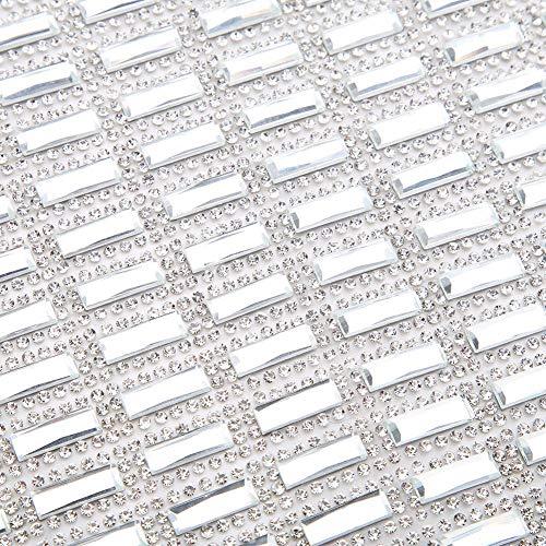 MOHOO Stazione meteorologica Wireless con sensore Esterno con Display a Colori termometro Digitale igrometro e Display del Tempo dArgento per lhome Office