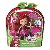 Strawberry Shortcake Emily Erdbeer - Sweet Beats Puppe ca.15 cm - The Bridge Direct