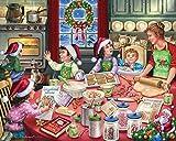 Vermont Christmas Company Lebkuchen Backen Jigsaw Puzzle 1000 Teile