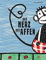 Das Herz des Affen. Nominierter des Jungendliteraturpreis Bilderbücher 2016.