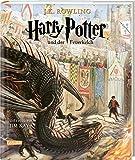 Harry Potter und der Feuerkelch (farbig illustrierte Schmuckausgabe) (Harry Potter 4) - J.K. Rowling