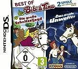Best of Bibi & Tina: Die große Schnitzeljagd + Das große Unwetter - Nintendo DS