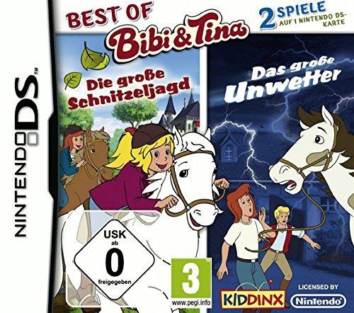 Best of Bibi und Tina: Die große Schnitzeljagd + Das große Unwetter - [Nintendo DS]