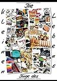 Die kleinen Dinge des Lebens (Tischaufsteller DIN A5 hoch): Flipart, mit 13 Fotocollagen aus dem alltäglichen Leben (Tischaufsteller, 14 Seiten ) ... [Taschenbuch] [Jun 10, 2013] r.gue., k.A.