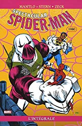 Intégrale spectacular spider-man 1980