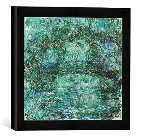 Gerahmtes Bild von Claude Monet