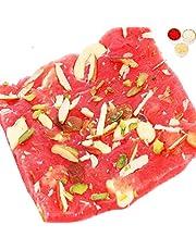 Bhaidooj Gifts-Rose Ice Halwa (200 GMS)