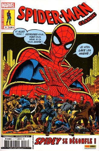 Spider-Man, Tome 8 :