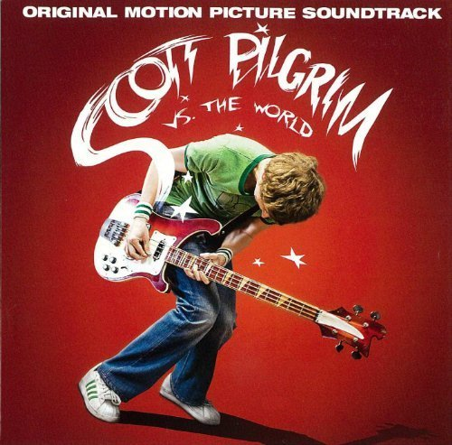 THE SCOTT PILGRIM VS. THE WORLD ORIGINAL SOUNDTRACK by Kenji Kawai