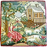 Die Pastoral Tapisserie Tapisserie Kit von Elizabeth Bradley Premium englisch Naht Projekt mit 100% Wolle Garn