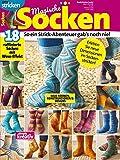 Magische Socken: 18 raffinierte Socken mit Wow-Effekt (simply stricken - Band 1)