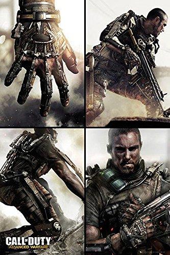 Call of Duty Poster Advanced Warfare Collage (61cm x 91,5cm) (Games Sledgehammer)