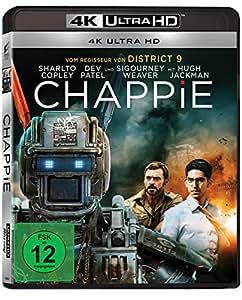 Chappie (4K Ultra HD) [Blu-ray]